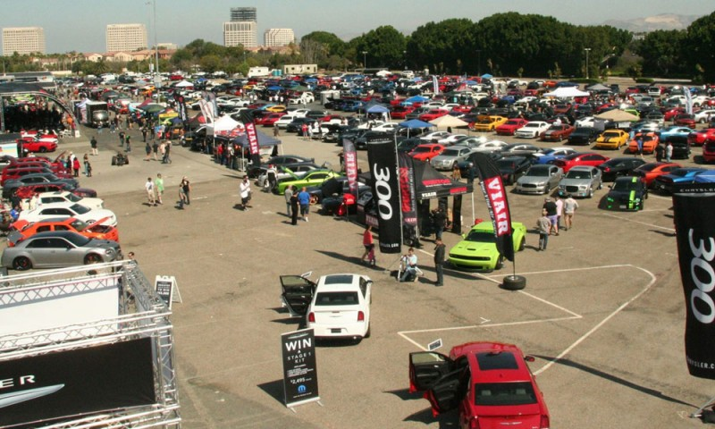 More than 1,200 cars are registered for this year's Spring Festival of LXs.