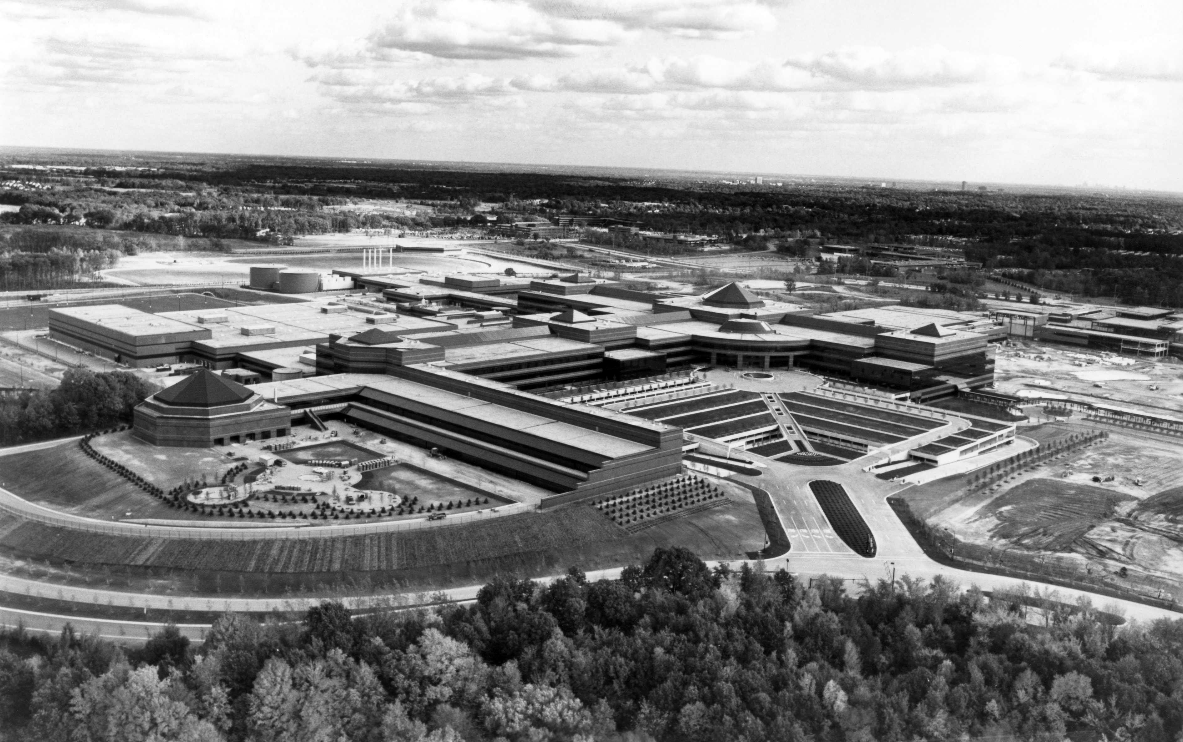 1991 CTC Aerial View