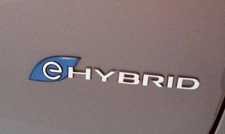 ehybrid badge